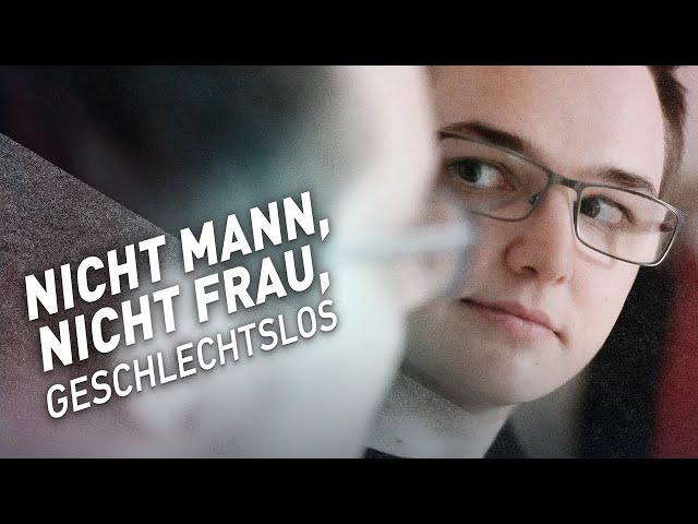agender - Mein Geschlecht ist mir egal | doku | hessenreporter