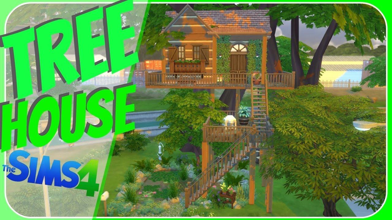 Urban treehouse sims 4 houses - Urban Treehouse Sims 4 Houses 5