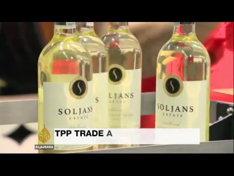 New Zealand's wine exporters welcome regional trade pact