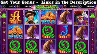 Circus Brilliant Slot - Play Online Slot Machines with up to $2000 Welcome Bonus