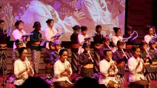BMIS Christmas Concert 2014, North Jakarta, Indonesia