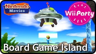 Wii Party: Board Game Island (2 players, Master Difficulty)