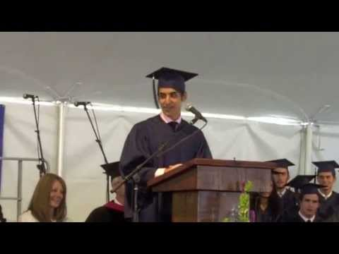 graduation speech help A great graduation speech to a middle or high school audience can be organized by selecting one of10 possible themes as the basis for the speech.