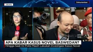 Apa Kabar Kasus Novel Baswedan?