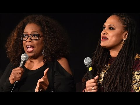 Ava DuVernay Dishes on What It's Like to Be BFFs With Oprah