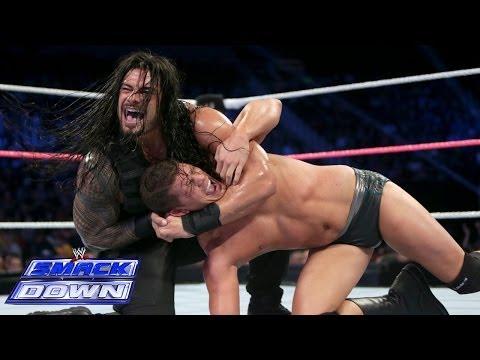 Daniel Bryan, Cody Rhodes & Goldust vs. The Shield: SmackDown, Oct. 18, 2013