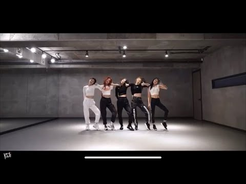 """ITZY """"달라달라(DALLA DALLA)"""" Dance Practice (MIRRORED VERSION)"""