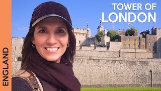 Tower of London tour | UK travel vlog