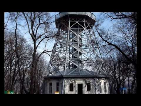 Prague: Petrin Tower Video and Audio Tour