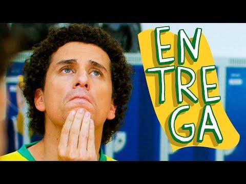 Placar de Brasil e Costa rica 1