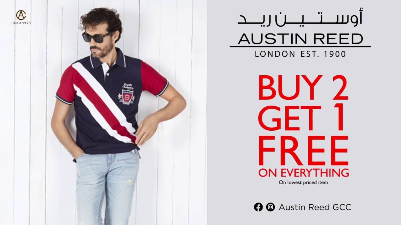 Austin Reed Buy 2 Get 1 Free Offer At Your Nearest Austin Reed Store Youtube