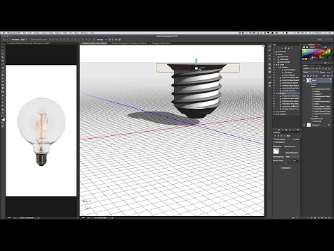 RetouchPRO LIVE - Photoshop 3D Fabrication
