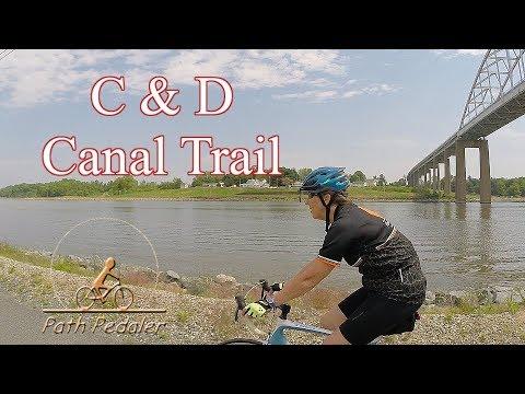 C&D Canal/Ben Cardin/Michael Castle Trail-Path Pedaler Episode 7
