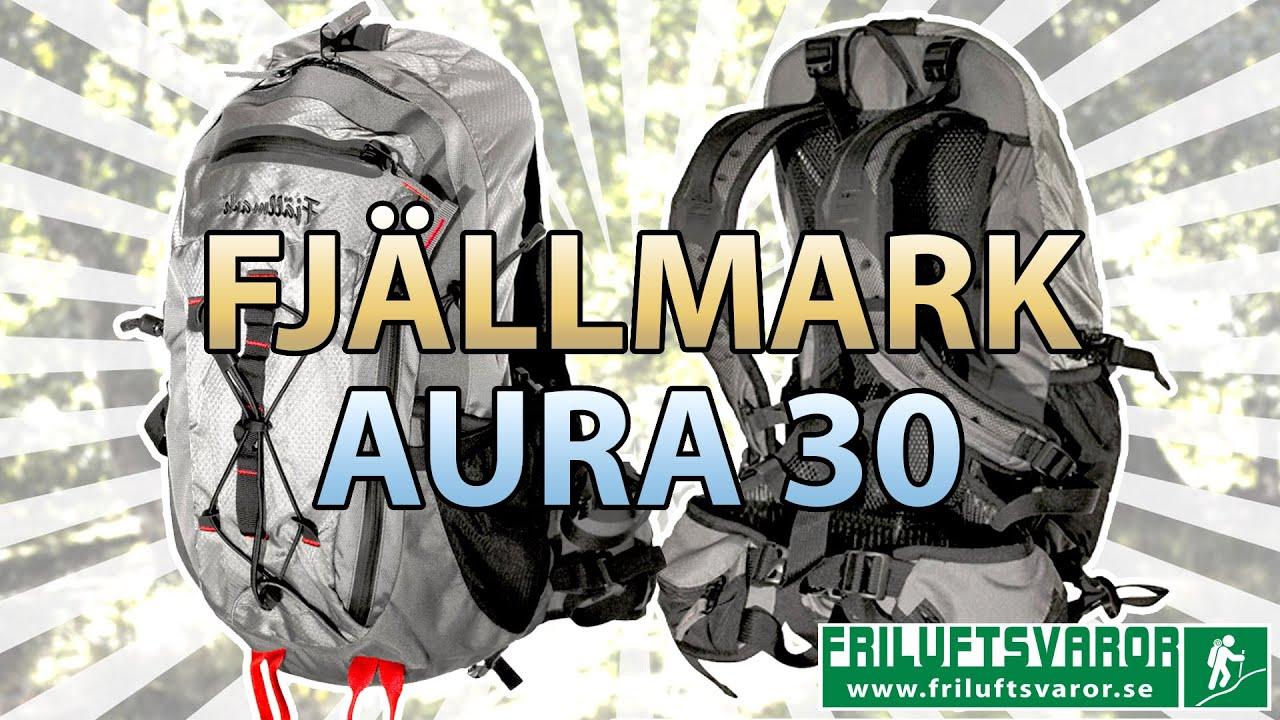 Fjällmark Aura 30 - YouTube 6a1b19f922fbe