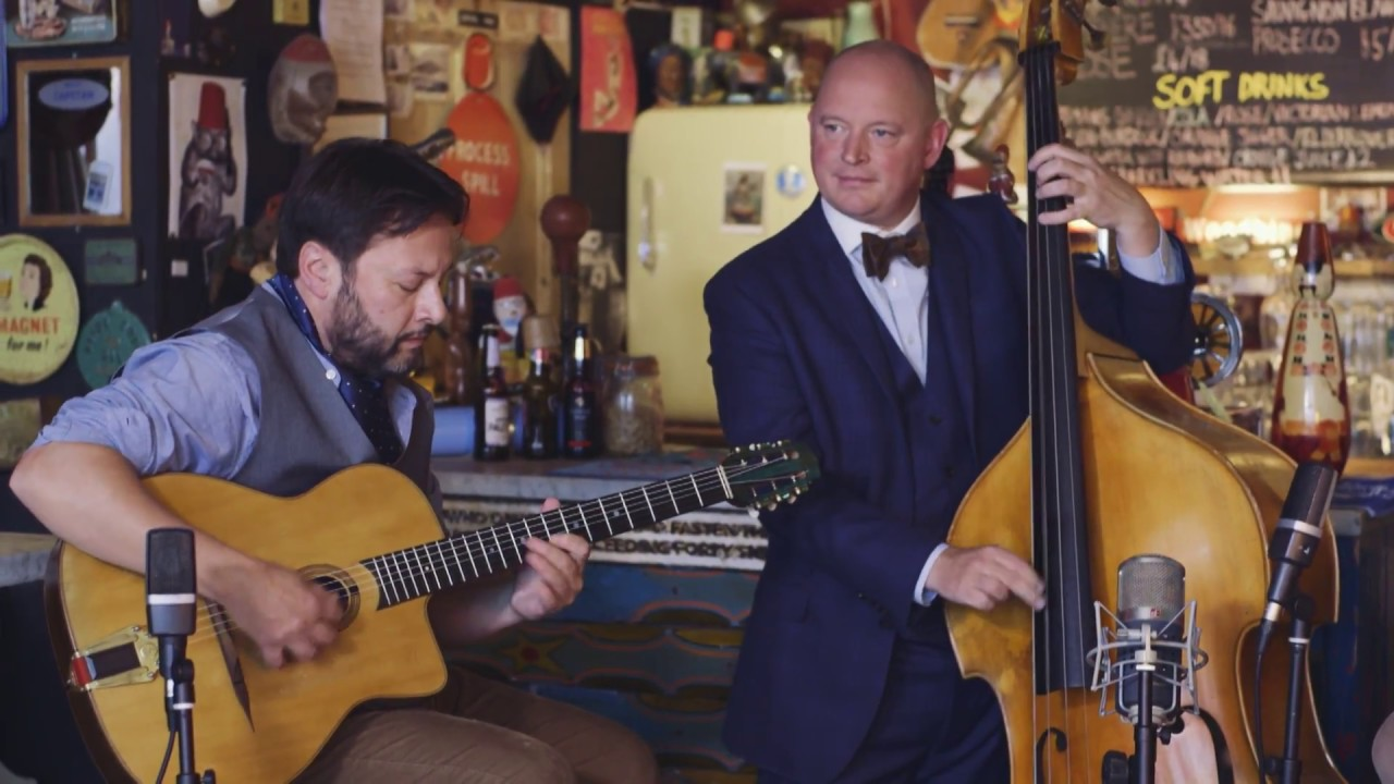 Book Swing Jazz Music For A Wedding Or Event In 2021 & 2022 | Jonny Hepbir Duo/Trio In Kent & Sussex