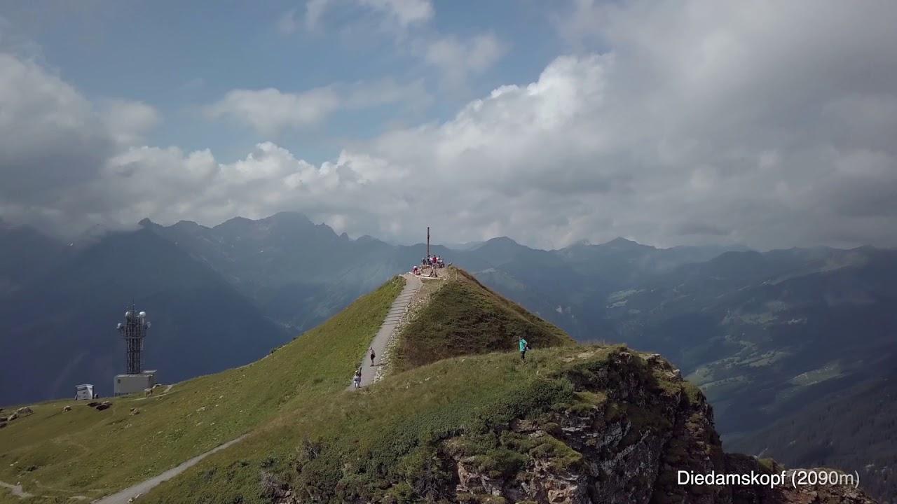 Trailer Au Schoppernau Wanderdorf