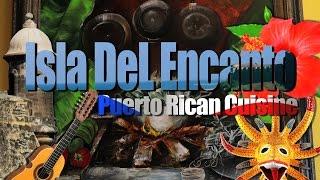 Isla DeL Encanto Puerto Rican Cuisine