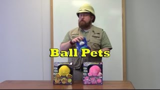 Ball Pets Review - Plush Toys You Can Throw Around