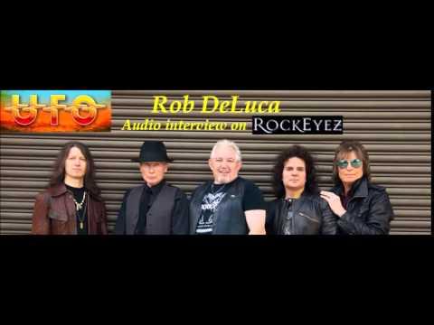 Rockeyez Interview w/Rob DeLuca  UFO  04-2015