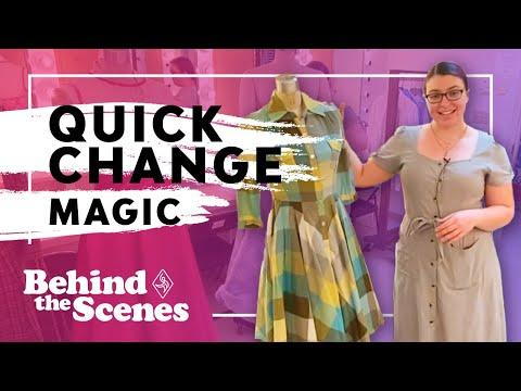 Quick Change Magic | Behind the Scenes