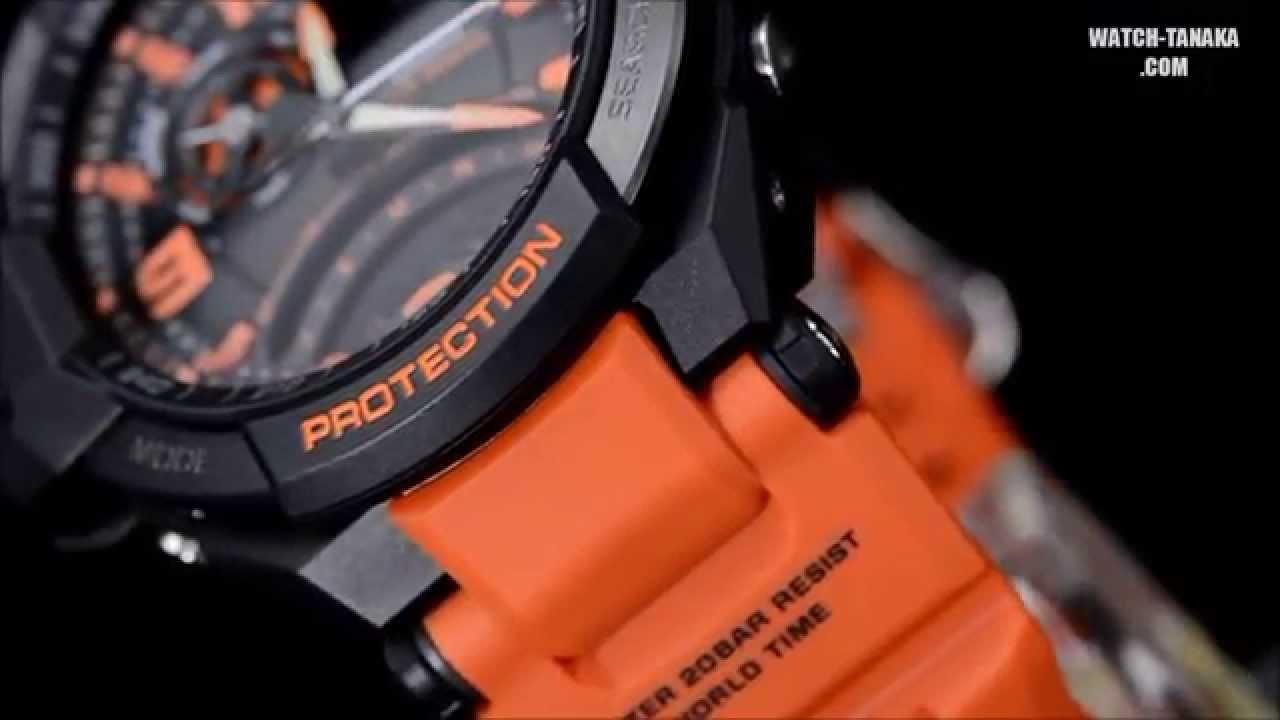 Reloj Casio G Shock Ga 1000 Aviador 100 Original Zqr S 780 00