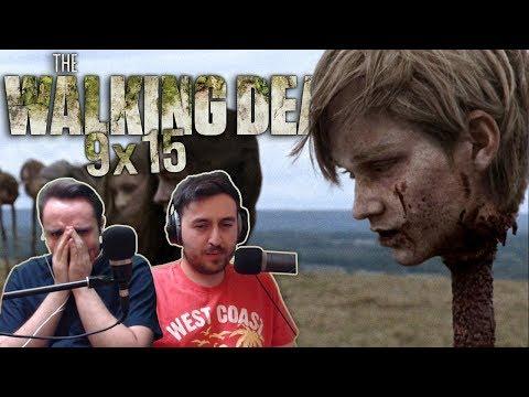 "The Walking Dead Season 9 Episode 15 REACTION ""The Calm Before"" (Part 2)"