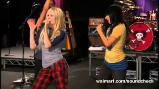 Avril Lavigne I Can Do Better Live at Walmart Soundcheck 20 04 2007.mp3