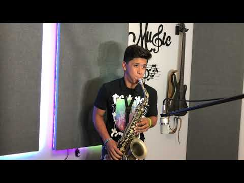 Eric Meyer - Bésame Mucho (Alto Sax Cover)