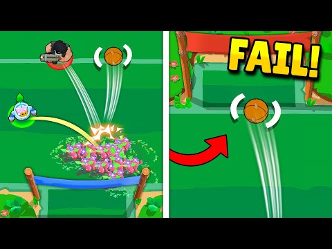WORST BRAWL BALL FAIL EVER! (Brawl Stars Fails \u0026 Epic Wins! #54)