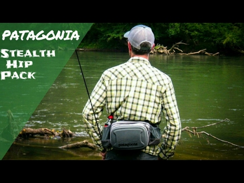 Patagonia Stealth Hip Pack 7L For Fly Fishing - Fly Fishing Trips