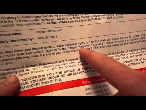 Domain Registry of Canada, information and review