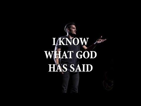 I Know What God Has Said