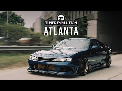 Tuner Evolution: Atlanta 2018 | HALCYON (4K)