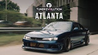 Tuner Evolution Atlanta 2018 HALCYON (4K)