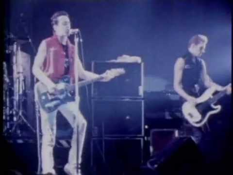 The Clash - Safe European Home (Bond's, Times Square, NY 9th June 1981) 1 of 3