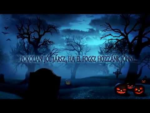Halloween napi akció