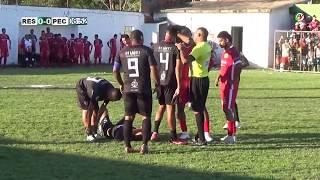 Resenha 1x0 Pec - Oitavas de Final X Copa Sitricom