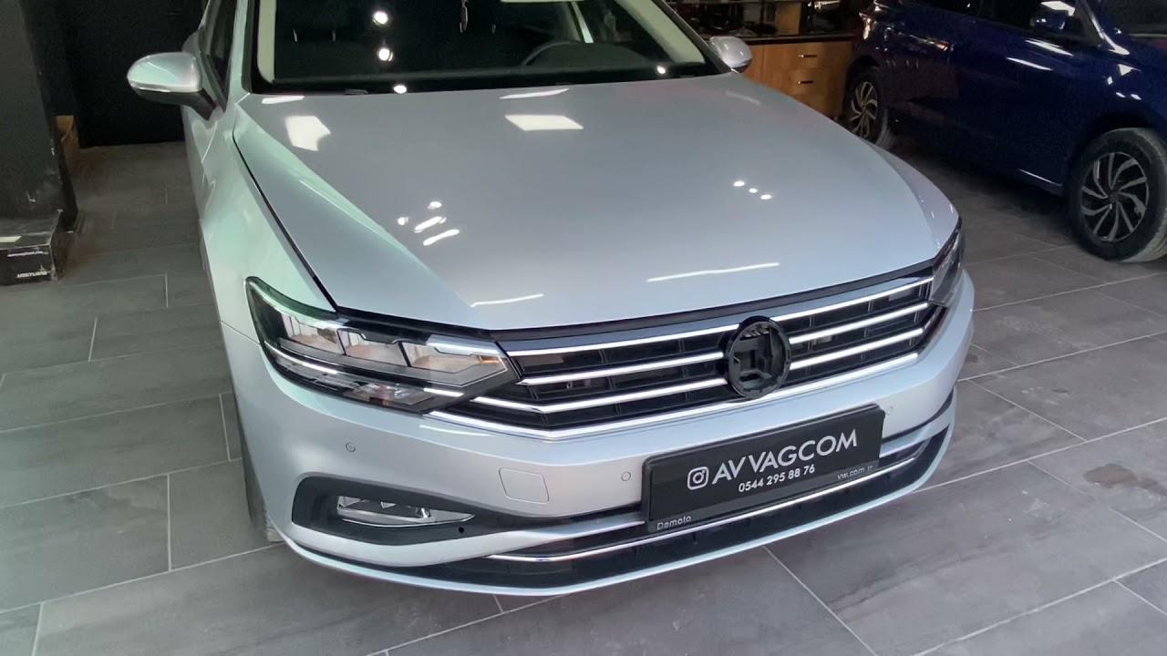Hatay'dan Manisa'ya / 2021 VW Passat B8,5 / Adaptif Hız Sabitleyici (ACC), Far & Yağmur Sensörü