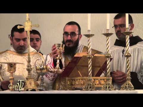 Prima Messa di Padre Amedeo