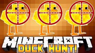 Minecraft Snapshot: DUCK HUNT! - w/Preston, Woofless, Lachlan & Kenny!