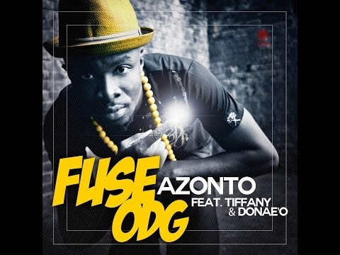 Fuse ODG -  Azonto (feat. Itz Tiffany) Lyrics + HD