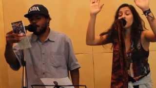 Marina Peralta convida Monkey Jhayam - LUZ