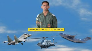 How Are Flying Cadets Given Fighter, Helicopter or Transport Stream in IAF   Indian airforce