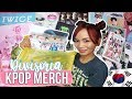 KPOP MERCH FROM DIVISORIA! | BTS EXO TWICE (Haul + Giveaway!)