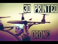 3D PRINTED DRONE FRAME | Gophy