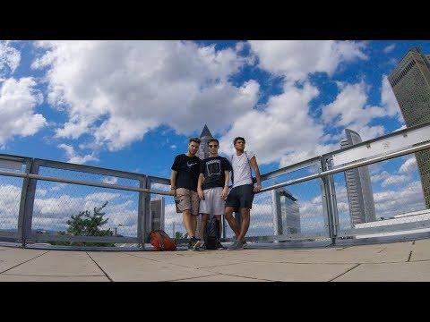 FRANKFURT 2k17 GoPro | Turisti del Tubo