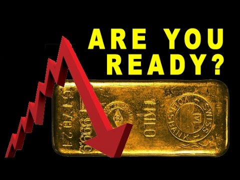 Are You Ready For Gold Prices To Dive?