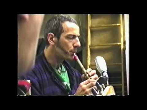 The Whisky Priests, Live on Radio Heemskerk, Netherlands, 14th December 1997