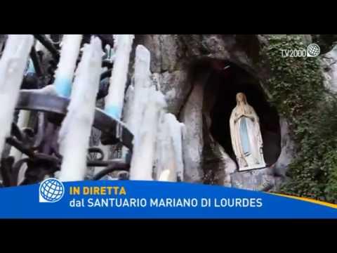 Lourdes: Messa, Processione Eucaristica e Processione Aux ...