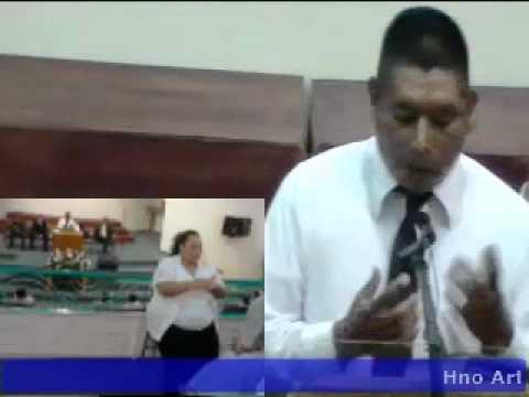 Hno Artemio Carrillo.- Misionero en el pueblo HUIC...